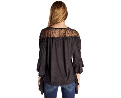 Bluza doamnelor Luna - Tricou Black BI185L50JG1800