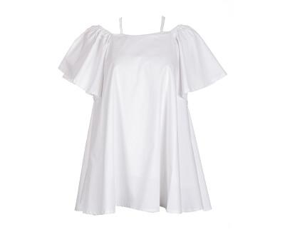 Fornarina Dámské šaty Deana-White Dress