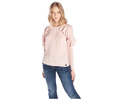 Bluză pentru femei Anica - Antic Rose Shirt BI184585CA23C5