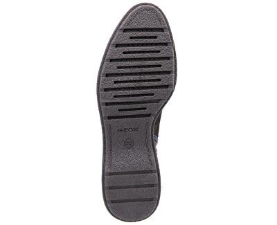 Dámske členkové topánky Prestyn Dk Coffee D745WA-038PV-C6024