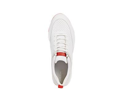 Dámske tenisky Gendry B White / Off White D925TB-08522-C1352