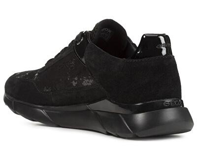Dámske tenisky D Hiver Black D94FHA-0MA22-C9999