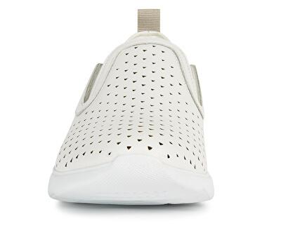 Dámské Slip-on D Hiver White D02FHA-00085-C1000