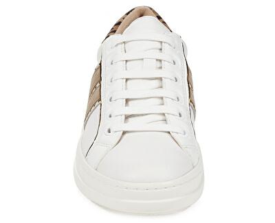 Dámske tenisky D Pontoise White D94FED-085BN-C1000