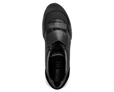 Sneakers da donna D Suzzie D94FRD-022BN-C9B1G
