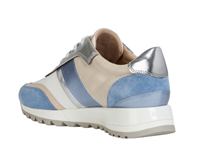 Dámské tenisky D Tabelya Lt Blue/White D02AQA-02211-C0004