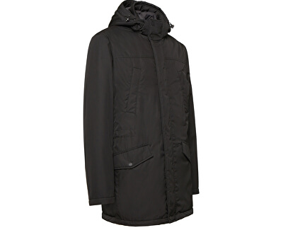Pánska bunda M vincit Black M9420F-T2585-F9000