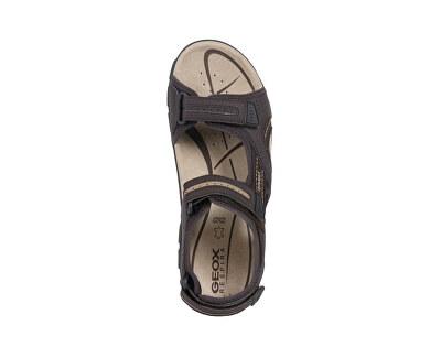 Pánske sandále Uomo Sandal Strada D Brown/Sand U8224D-050A-C0705
