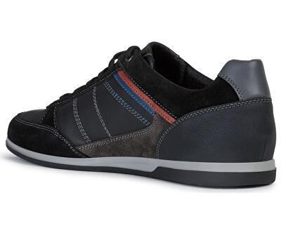 Tenisky U Renan Black/Mud U824GB-04322-C9355