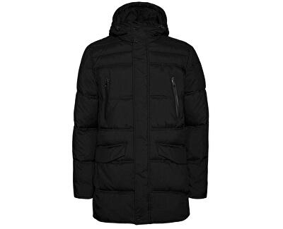 Pánska bunda Sandford Parka Black / Titanium M8428V-T2502-F9054