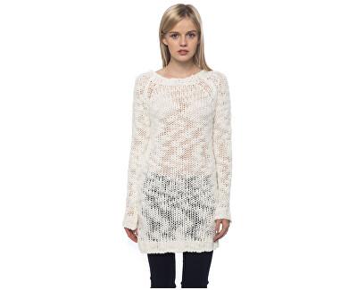 GAS Doamnelor pulover White Wool 566243 431723