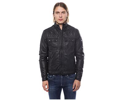 GAS Jacheta pentru bărbați Black 250869 420272
