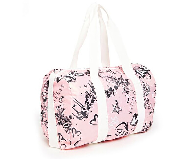 Dámska taška Factor y Women`s Graffiti- Print Duffle Bag