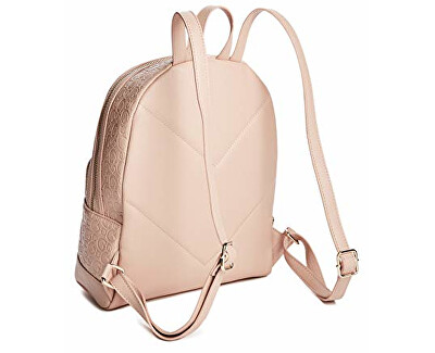 Factor y Women`s Dulce Logo Backpack rucsac pentru femei și femeia lui Factor y Women`s Dulce Logo Backpack Blush