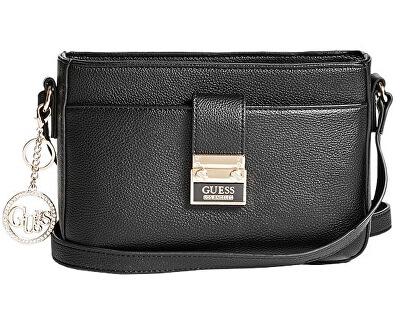 Doamne crossbody Lazio Crossbody Black Handbag