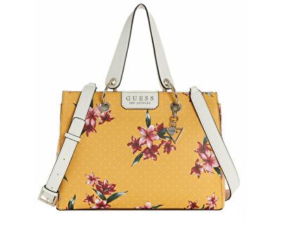 Dámska kabelka Bellamy Floral-Print Satchel