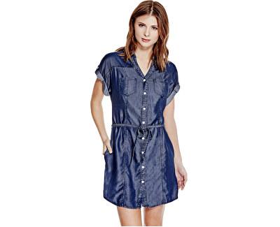 Guess Rochie pentru femei Maren Chambray Shirtdress