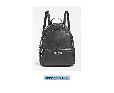 Guess Doamnelor backpack Manhattan Backpack Black-Bla