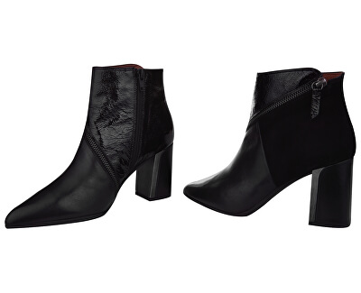 Dámské kotníkové boty Amelia HI99368 Black
