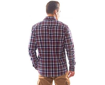 Pánská košile Reno W17-411 Navy