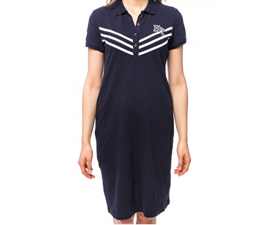 Dámské šaty Varia navy E9S20295NA