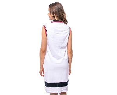 Dámské šaty Verde white E9S20198WH