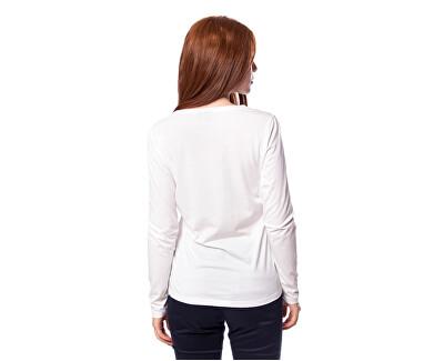 Dámske tričko Celena Ecru W19-187