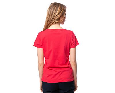 Damen T-Shirt Matka strawberry C4S20180SW