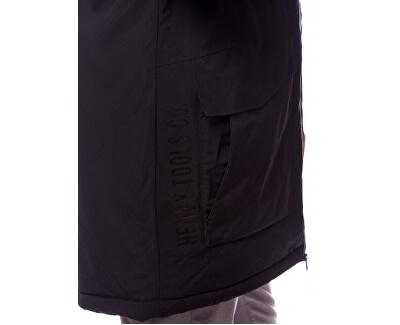 Pánska bunda Nilin Black W19-201