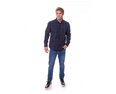 Pánska košeľa Reed Checked W19-411