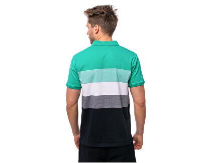 Herren Poloshirt polo triko Dagen jade C7S20211JA