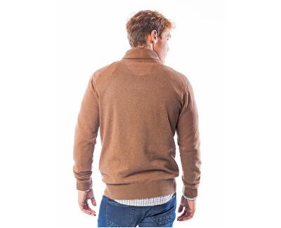 Pánsky sveter Hong W18-243 Sesame