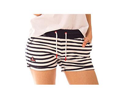 Heavy Tools Doamnelor pantaloni scurți Zezil S17-259 Striped