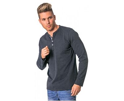 Pánské triko s dlouhým rukávem Civil W17-119 Jeans