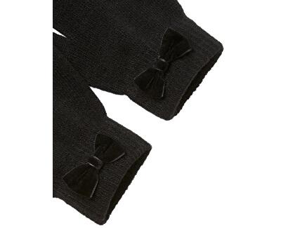 Dámské rukavice PCNEW BUDDY BOW GLOVE Black