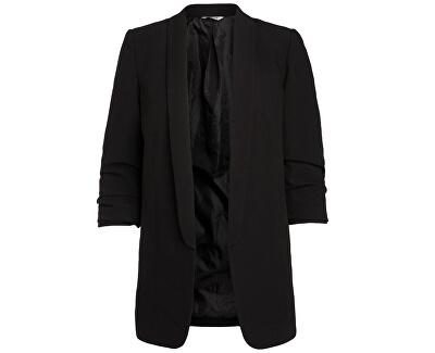 Pieces Dámske sako Boss 3/4 Blazer Noos Black