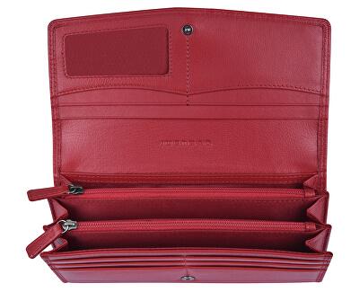 Portofel din piele pentru femei 5215 Fire Red
