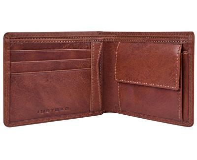 Pánská kožená peněženka 5205 Cognac