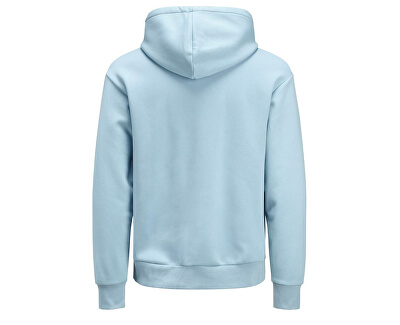 Pánska mikina JORTRAIL Sweat HOOD Forget-me-not