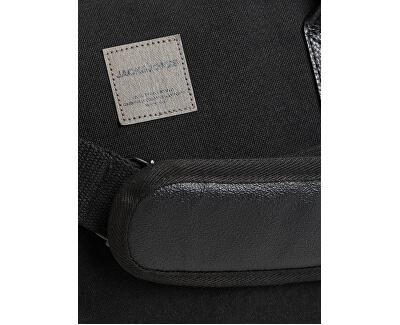 Férfi laptop táska JACCANVAS BRIEFCASE Black