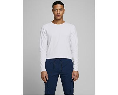 T-shirt da uomo JJEBASIC 12059220 OPT WHITE