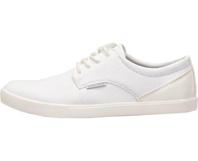 Férfi cipő JFWNIMBUS CANVAS MIX BRIGHT WHITE PRE Bright White