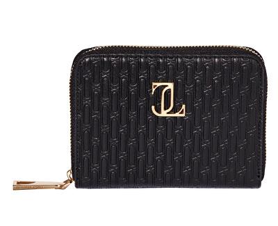 Női pénztárca Madison JLS0043 Black Emb