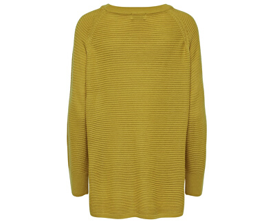 Pulover pentru femei JDYMATHISON 7/8 NOOS WHS PULLOVER KNT Harvest Gold