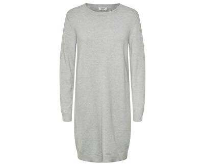 Imbrăcăminte de damă JDYMARCO L/S DRESS KNT NOOS Light Grey Melange