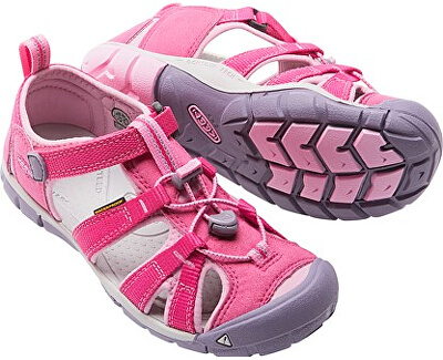 Detské sandále Seacamp II CNX Very Berry/Lilac Chiffon