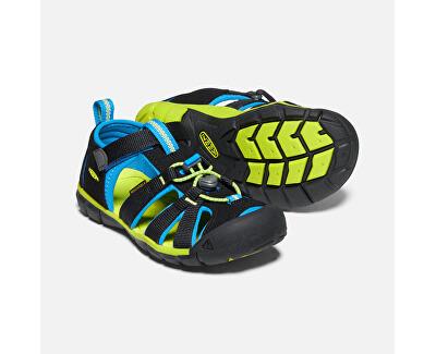 Dětské sandále SEACAMP II CNX JUNIOR 1022984 black/brilliant blue