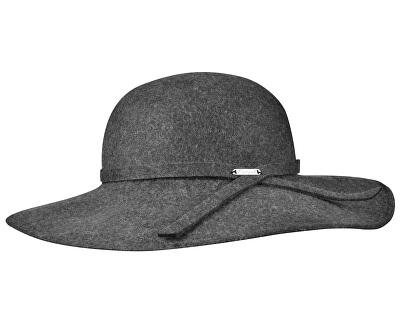Dámsky klobúk - sivá