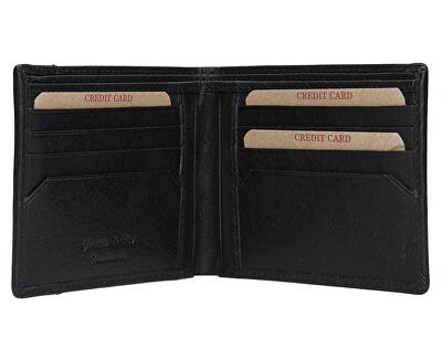 Férfi bőr pénztárca 9113