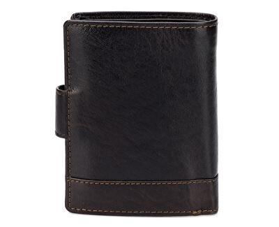 Pánská kožená peněženka Dark Brown V-27/T